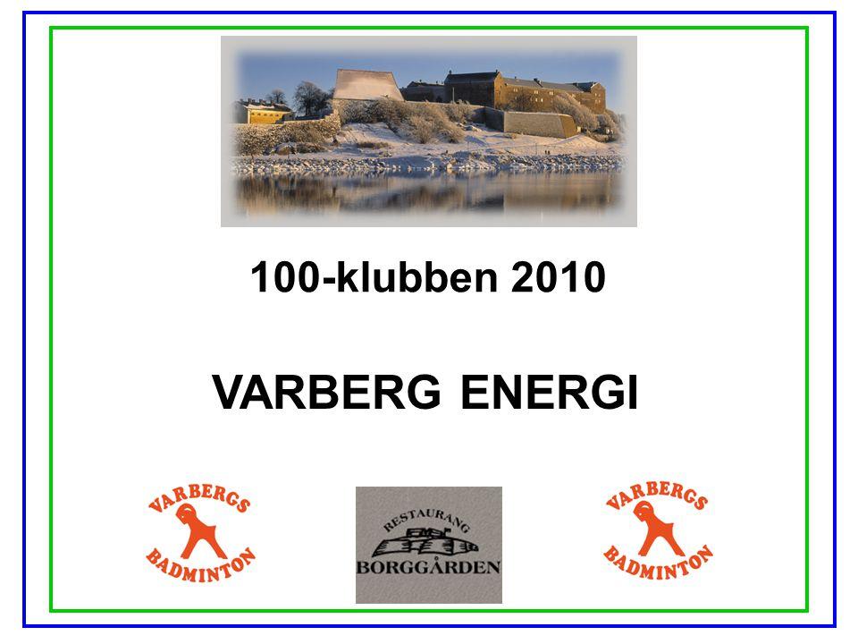 100-klubben 2010 VARBERG ENERGI