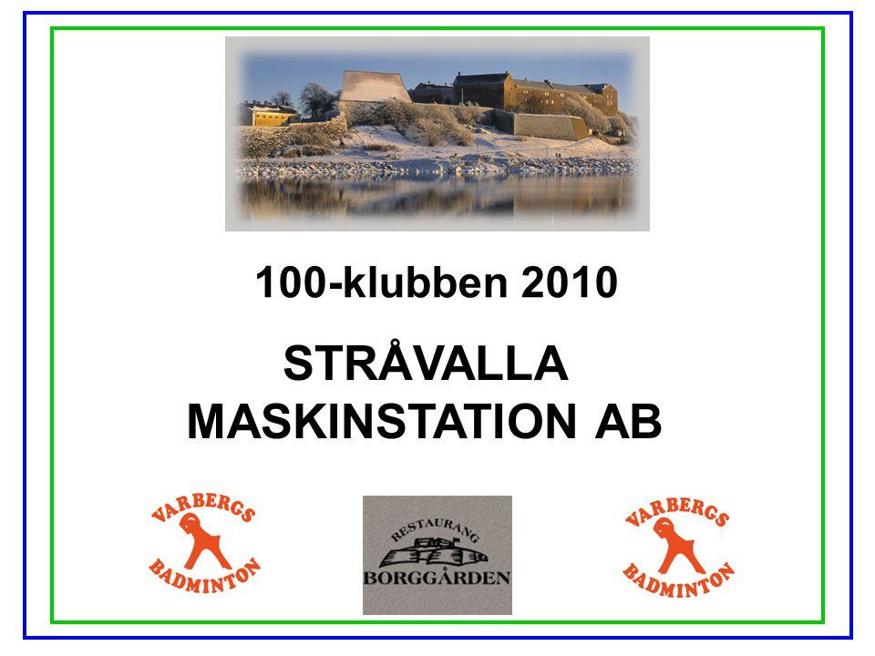 STRÅVALLA MASKINSTATION AB