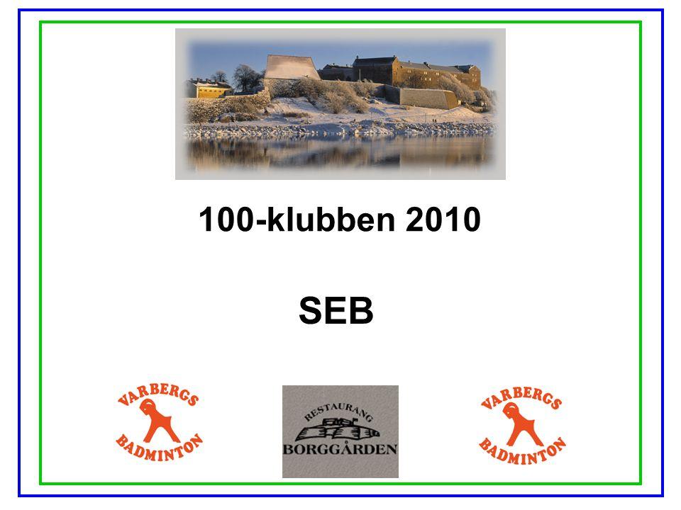 100-klubben 2010 SEB