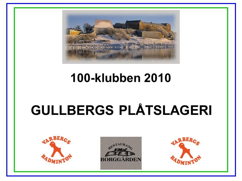 GULLBERGS PLÅTSLAGERI