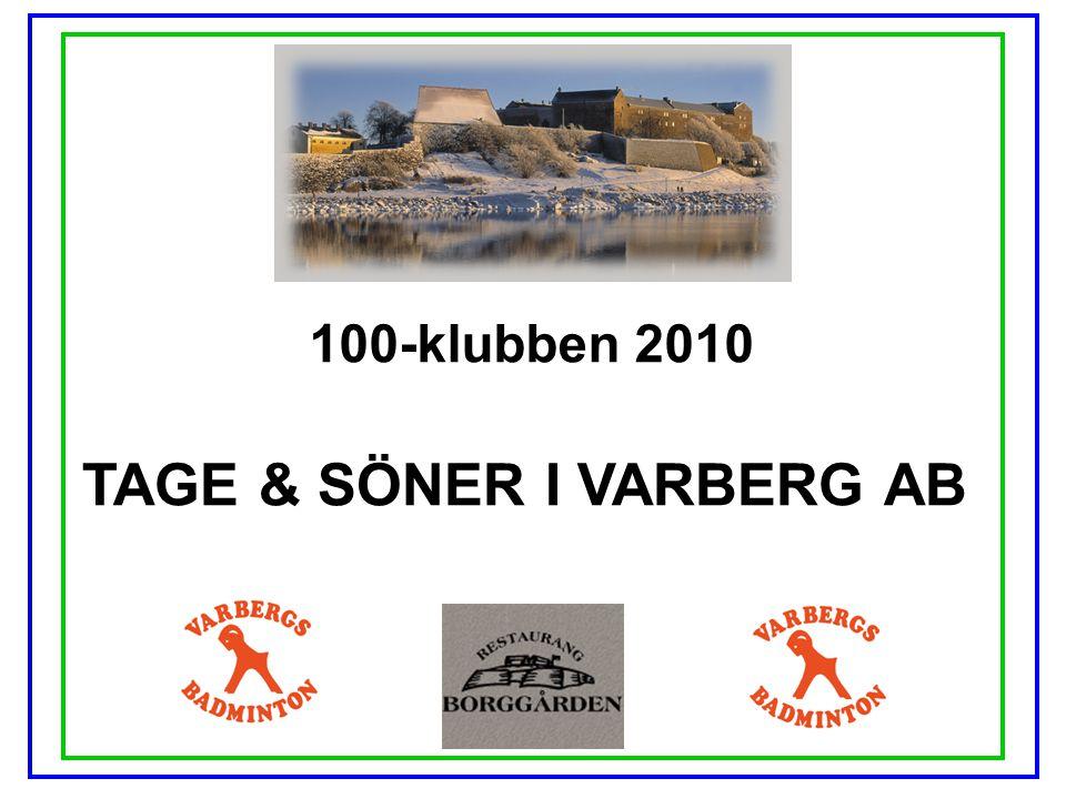 TAGE & SÖNER I VARBERG AB