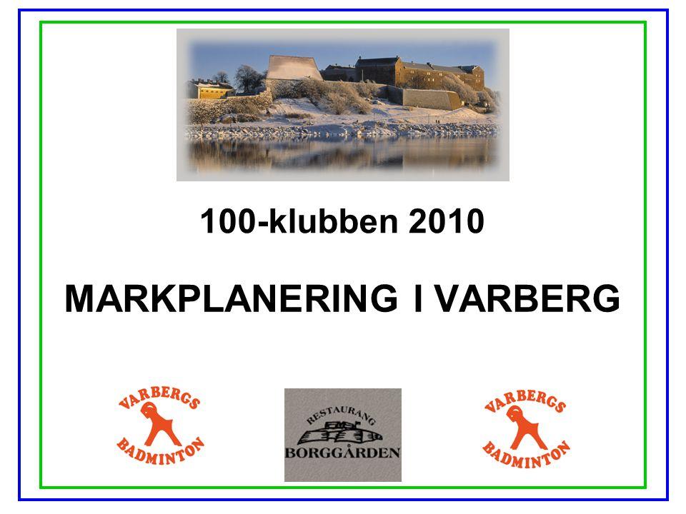MARKPLANERING I VARBERG