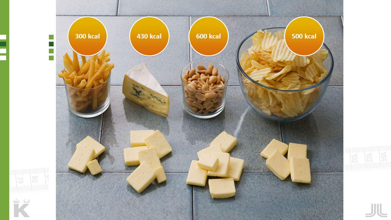 300 kcal 430 kcal 600 kcal 500 kcal © ÖverviktsCentrum Mars 2012