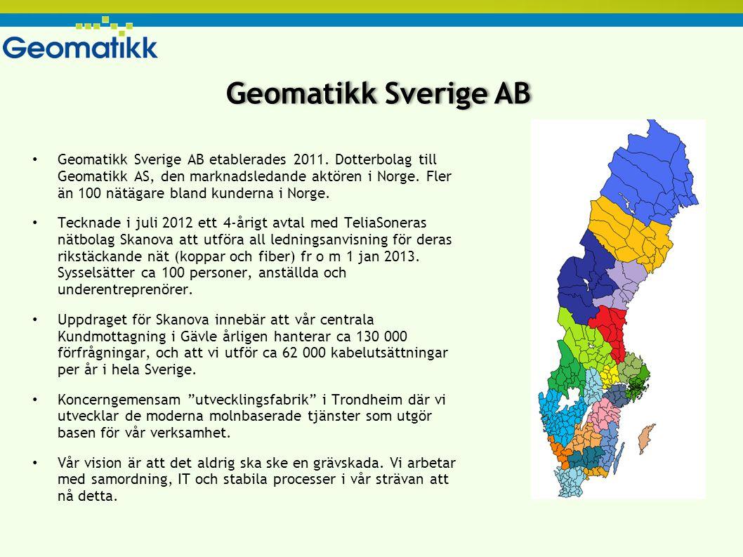 Geomatikk Sverige AB