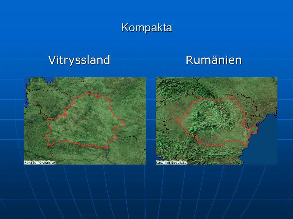 Kompakta Vitryssland Rumänien