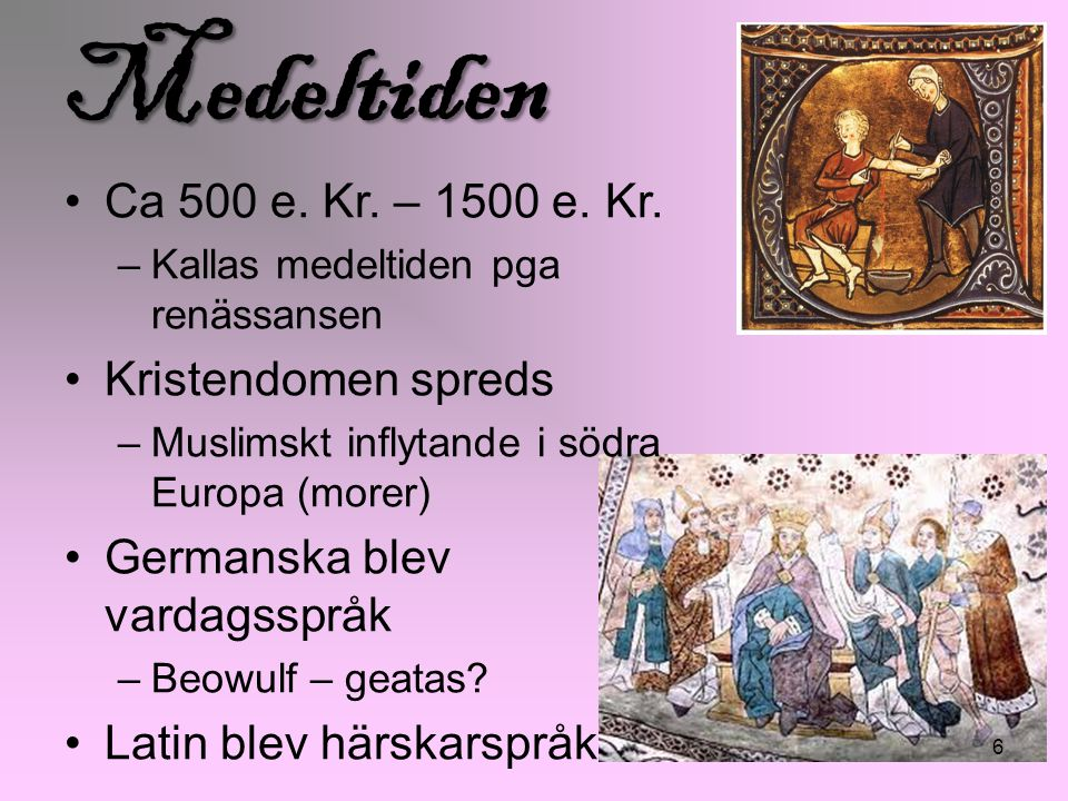 Litteraturhistoria åk 8 2012