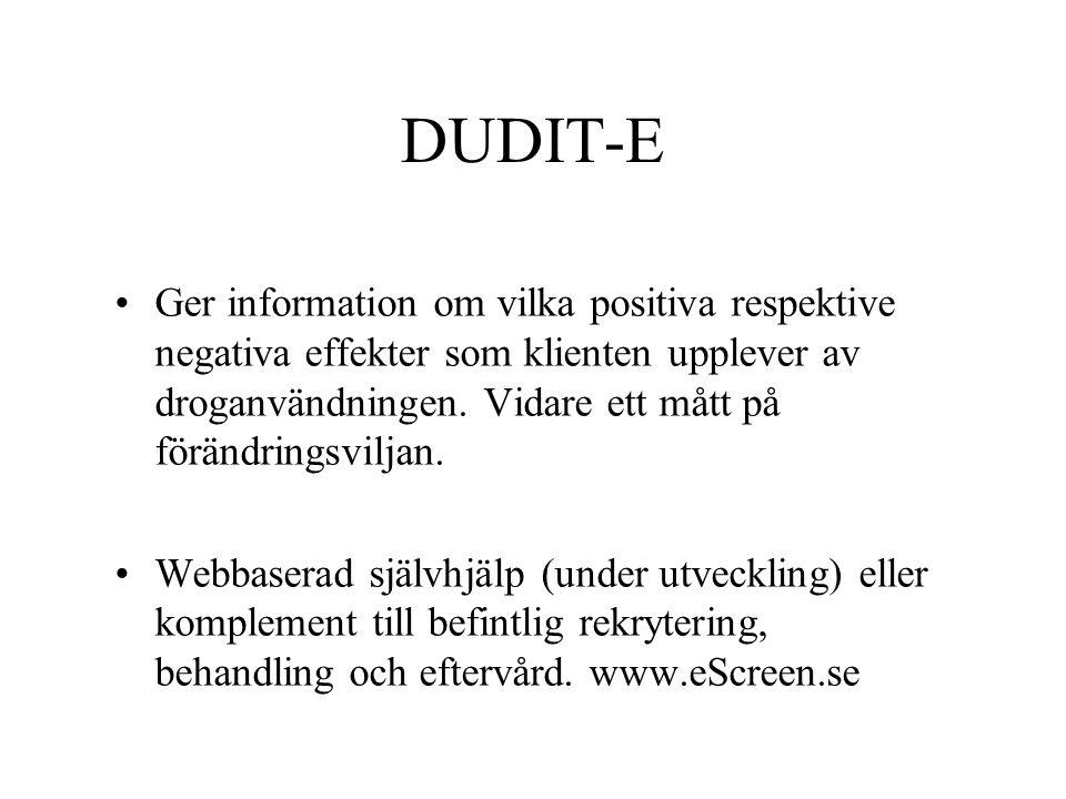 DUDIT-E