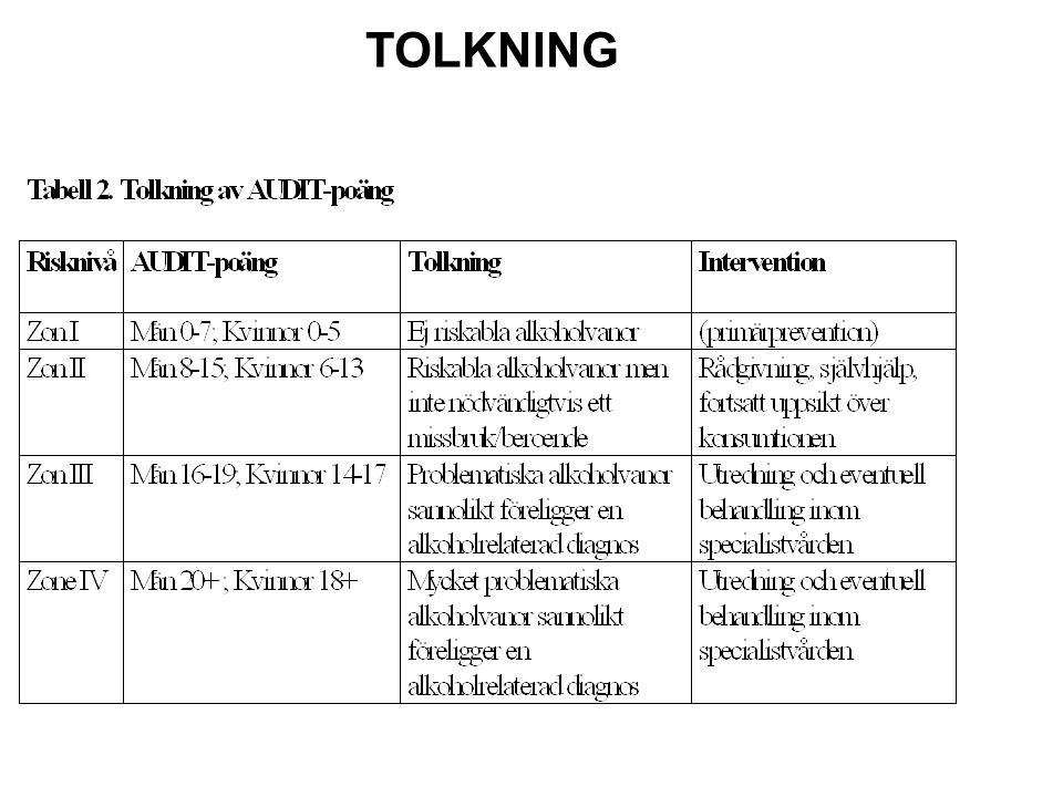 TOLKNING