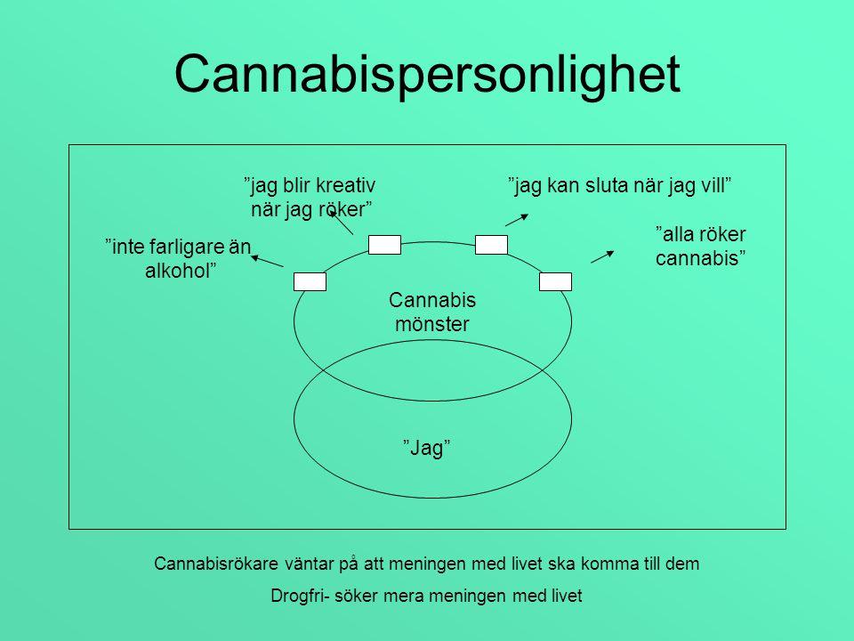Cannabispersonlighet