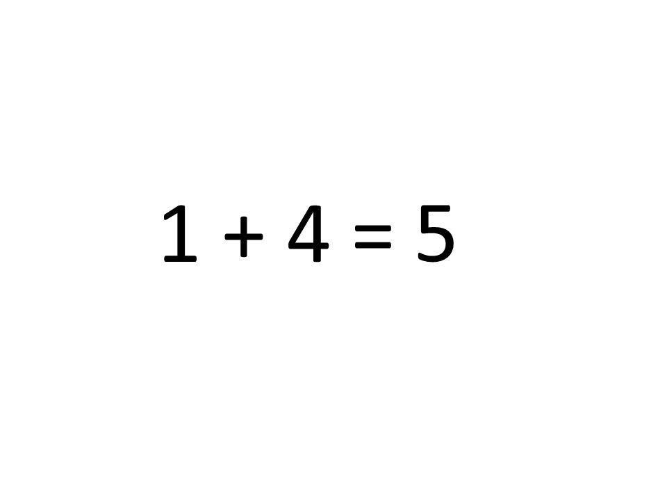 5 1 + 4 =