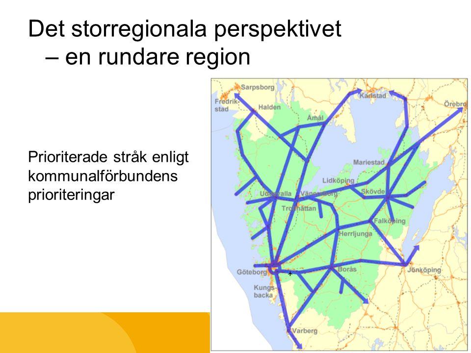 Det storregionala perspektivet – en rundare region