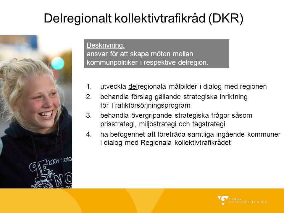 Delregionalt kollektivtrafikråd (DKR)