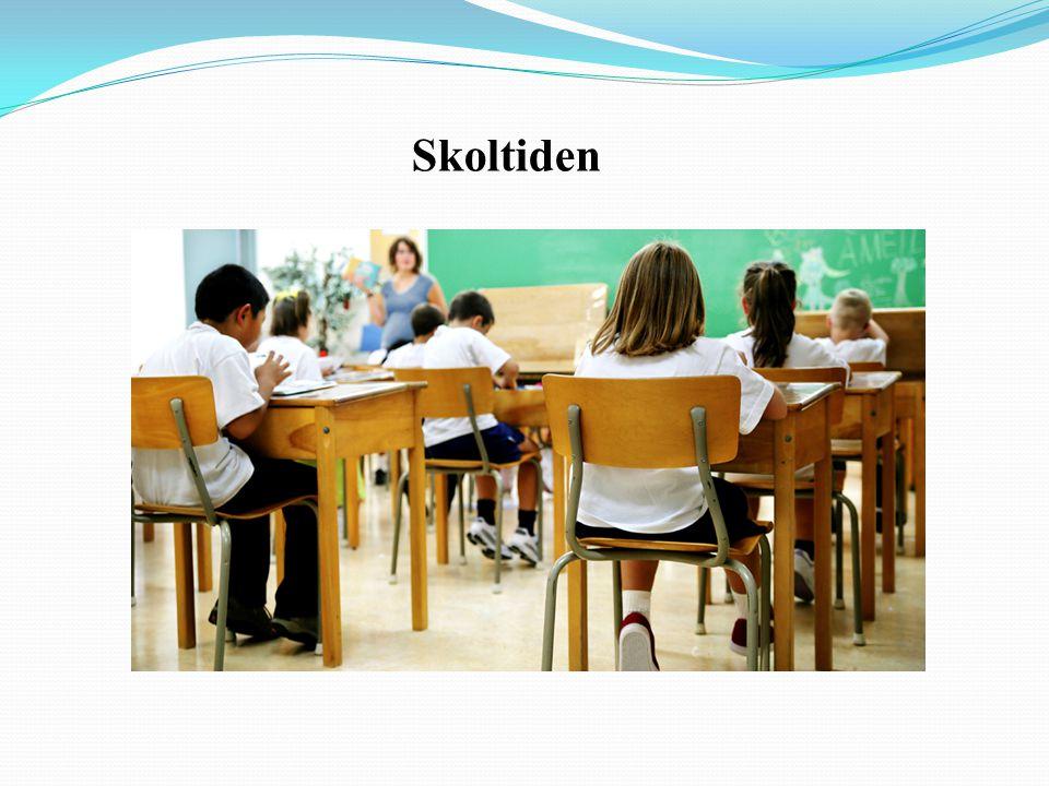 Skoltiden