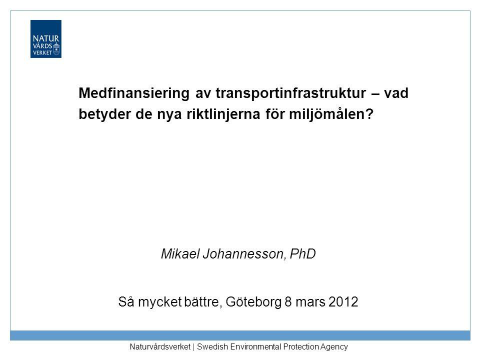 Mikael Johannesson, PhD Så mycket bättre, Göteborg 8 mars 2012