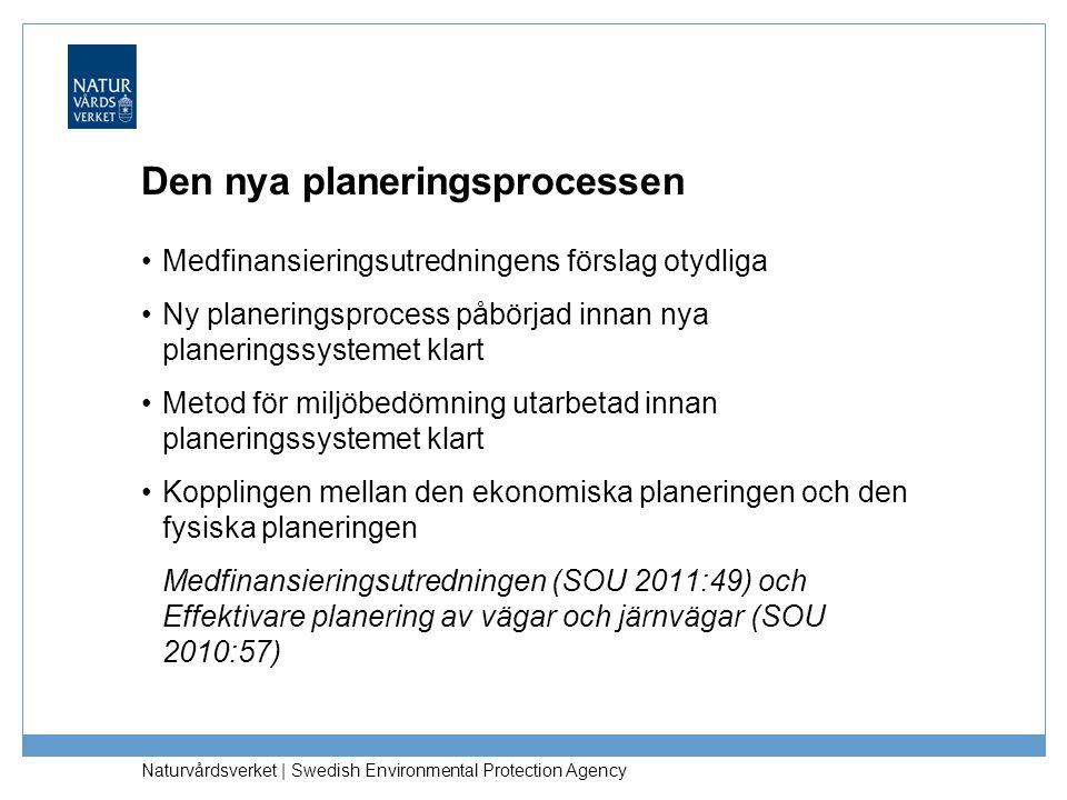 Den nya planeringsprocessen