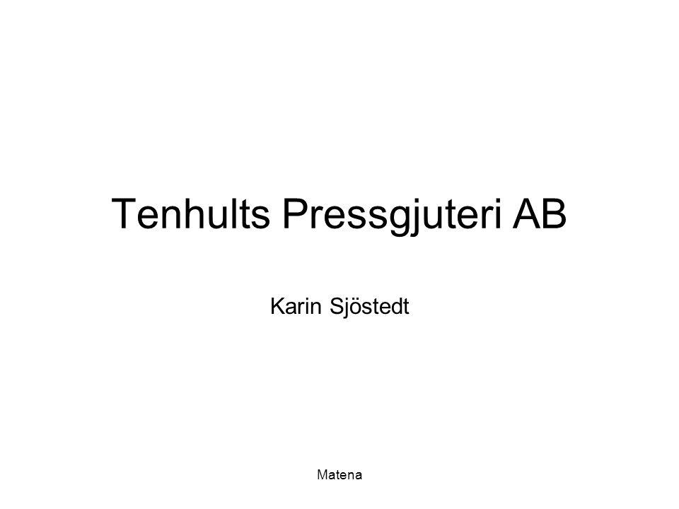 Tenhults Pressgjuteri AB