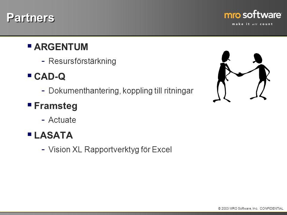 Partners ARGENTUM CAD-Q Framsteg LASATA Resursförstärkning
