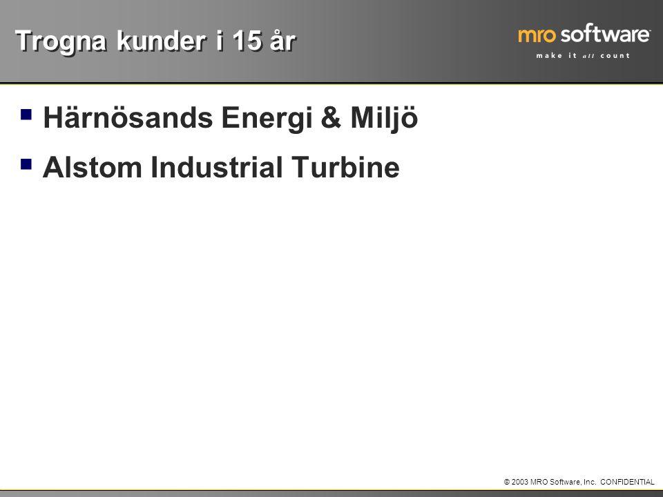 Härnösands Energi & Miljö Alstom Industrial Turbine