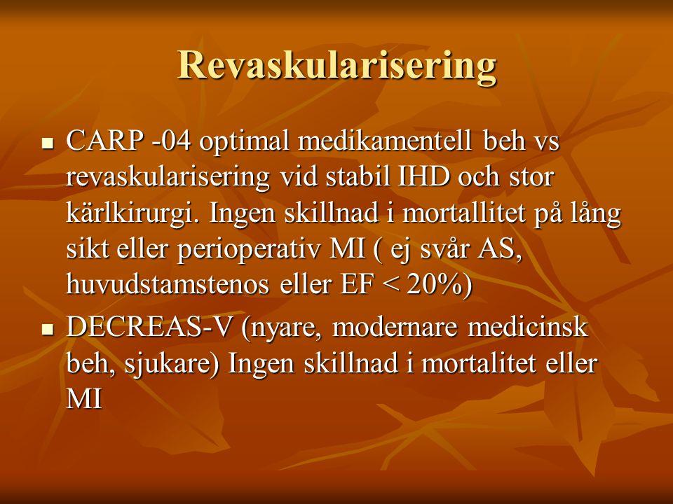 Revaskularisering