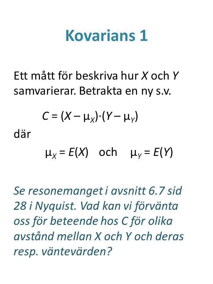 Kovarians 1