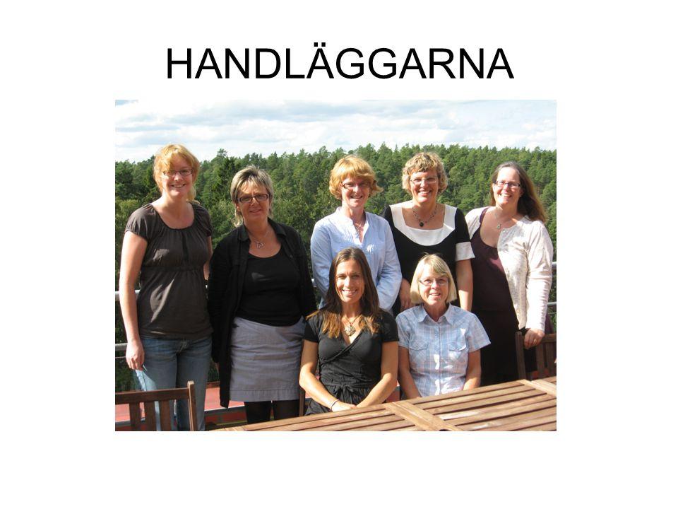 HANDLÄGGARNA