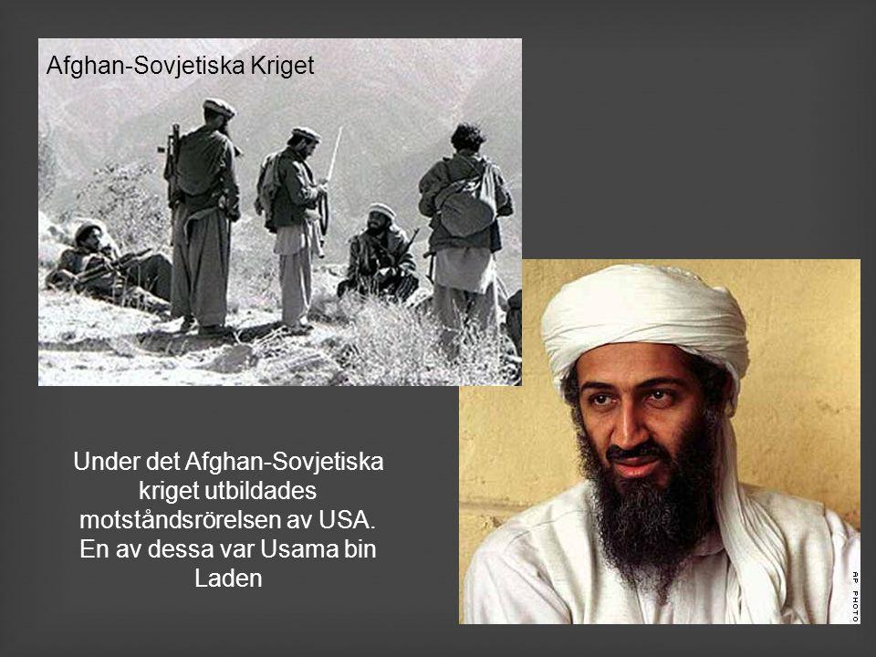 Afghan-Sovjetiska Kriget
