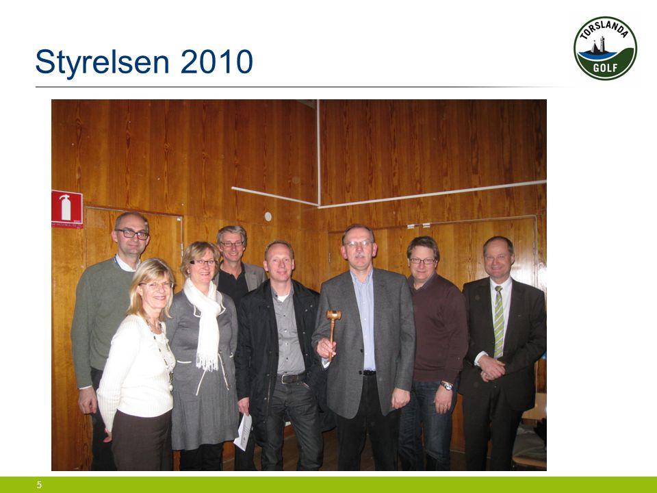 Styrelsen 2010