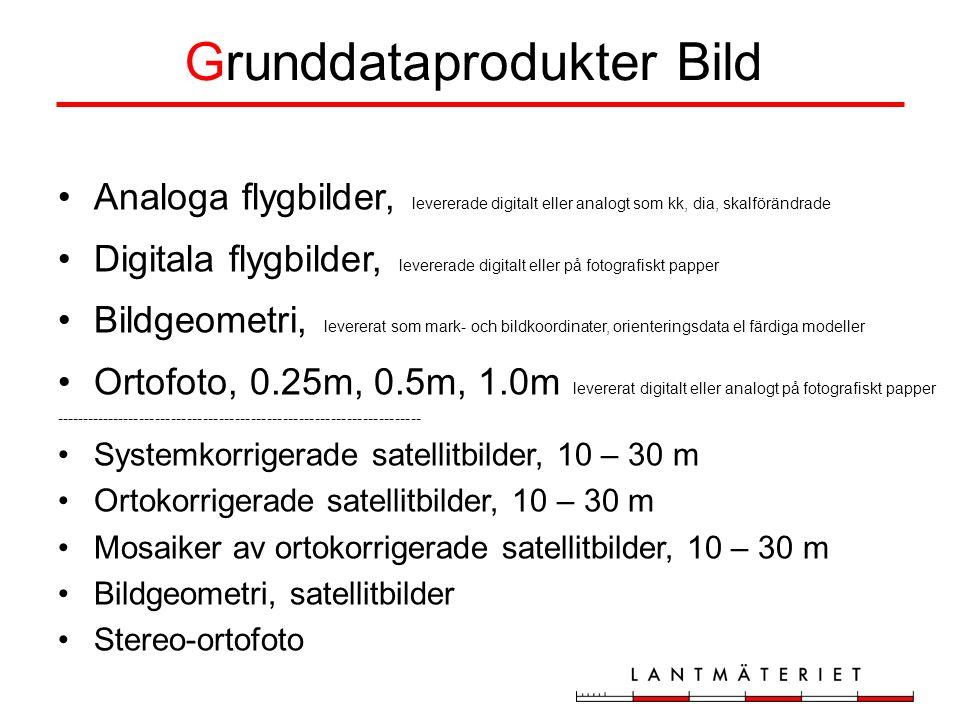 Grunddataprodukter Bild