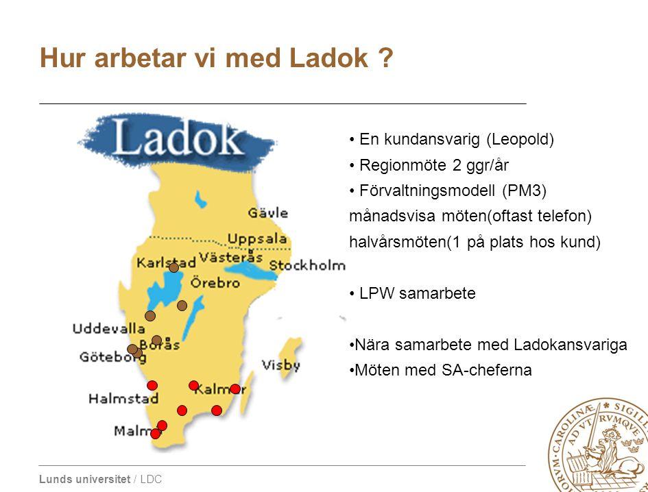 Hur arbetar vi med Ladok