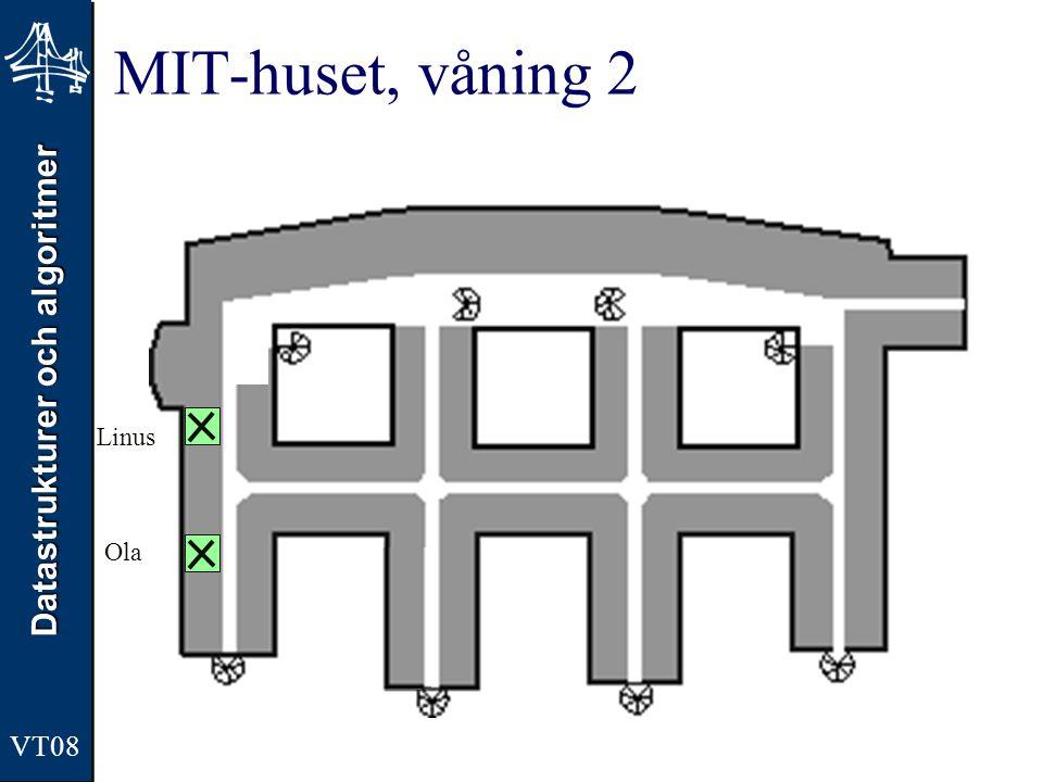 MIT-huset, våning 2 Linus Ola