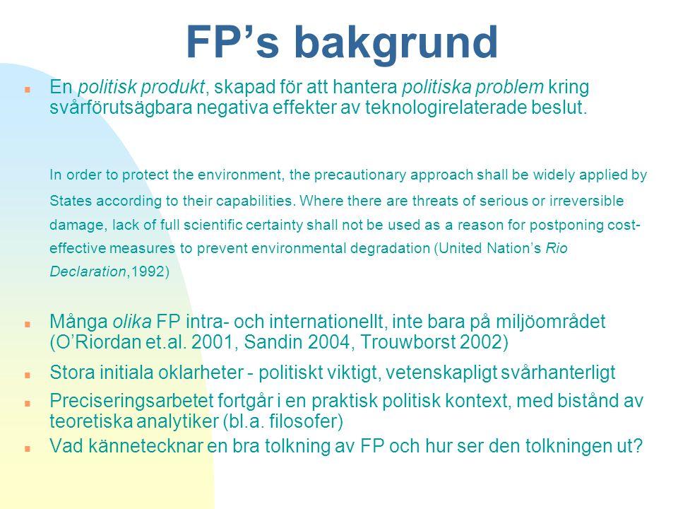 06/04/2017 FP's bakgrund.