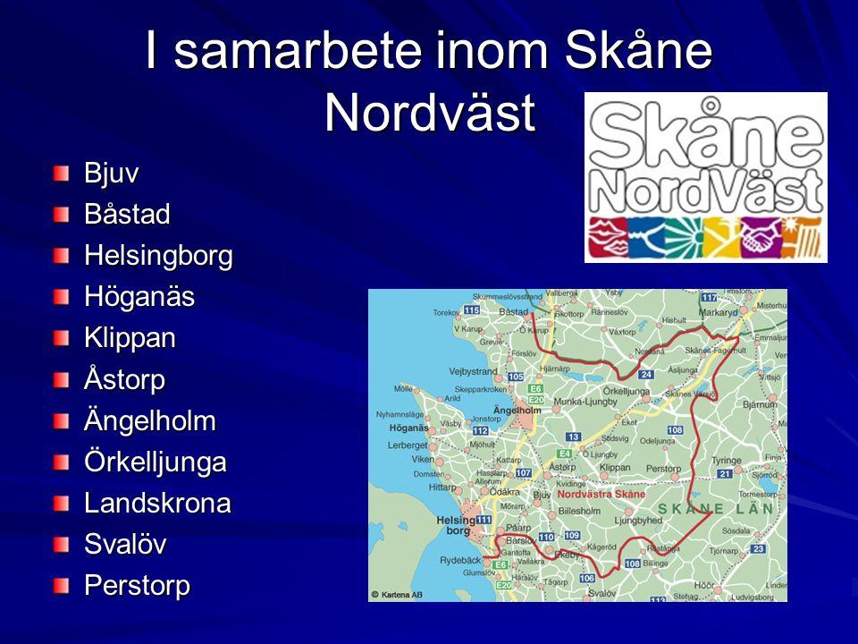 I samarbete inom Skåne Nordväst