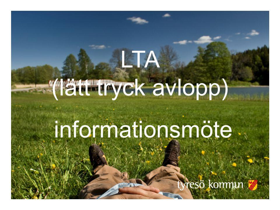 LTA (lätt tryck avlopp)