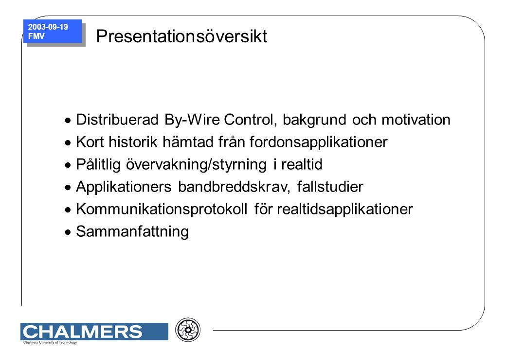 Presentationsöversikt