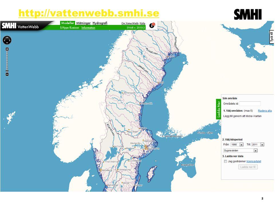 http://vattenwebb.smhi.se