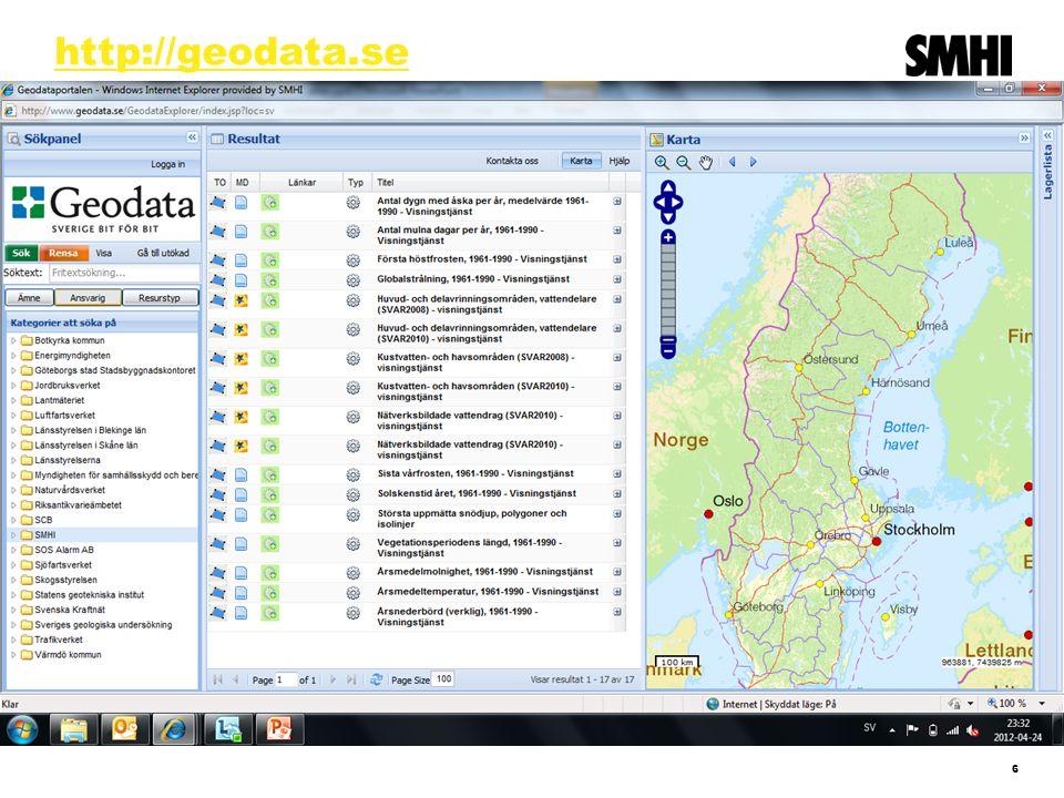 http://geodata.se