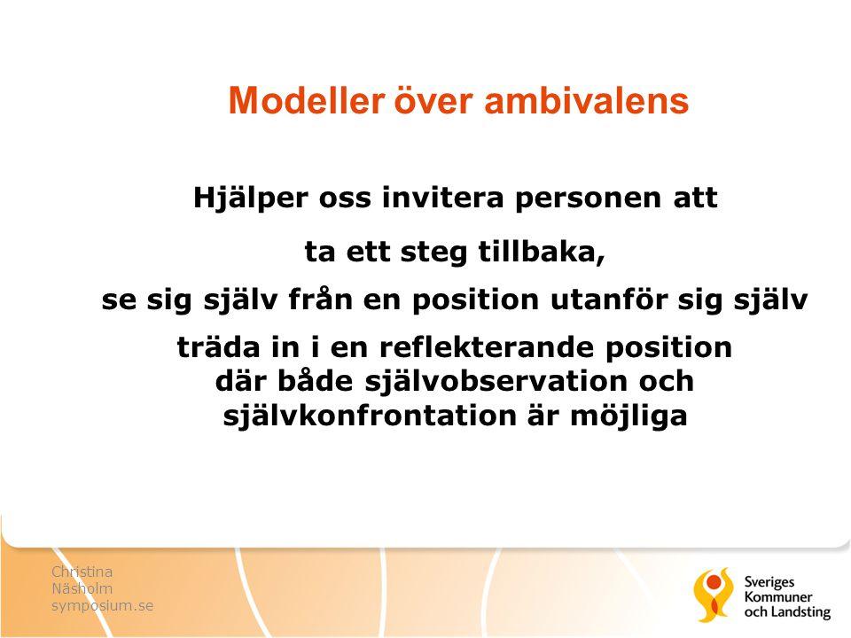 Modeller över ambivalens