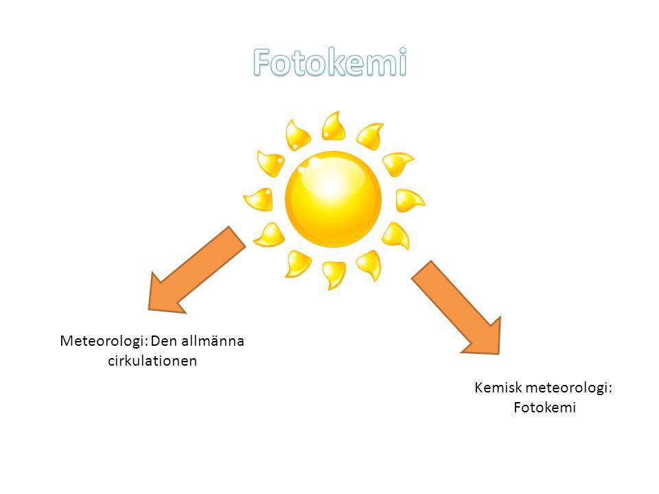 Meteorologi: Den allmänna cirkulationen