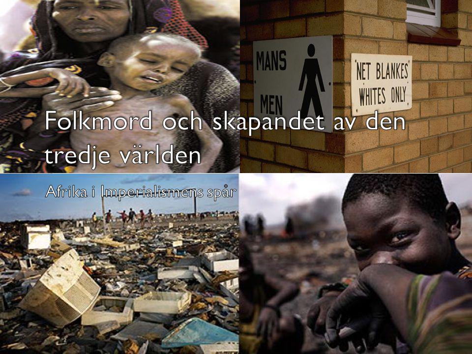 Folkmord och skapandet av den tredje världen