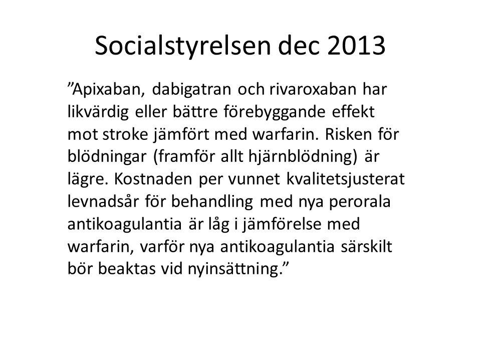 Socialstyrelsen dec 2013
