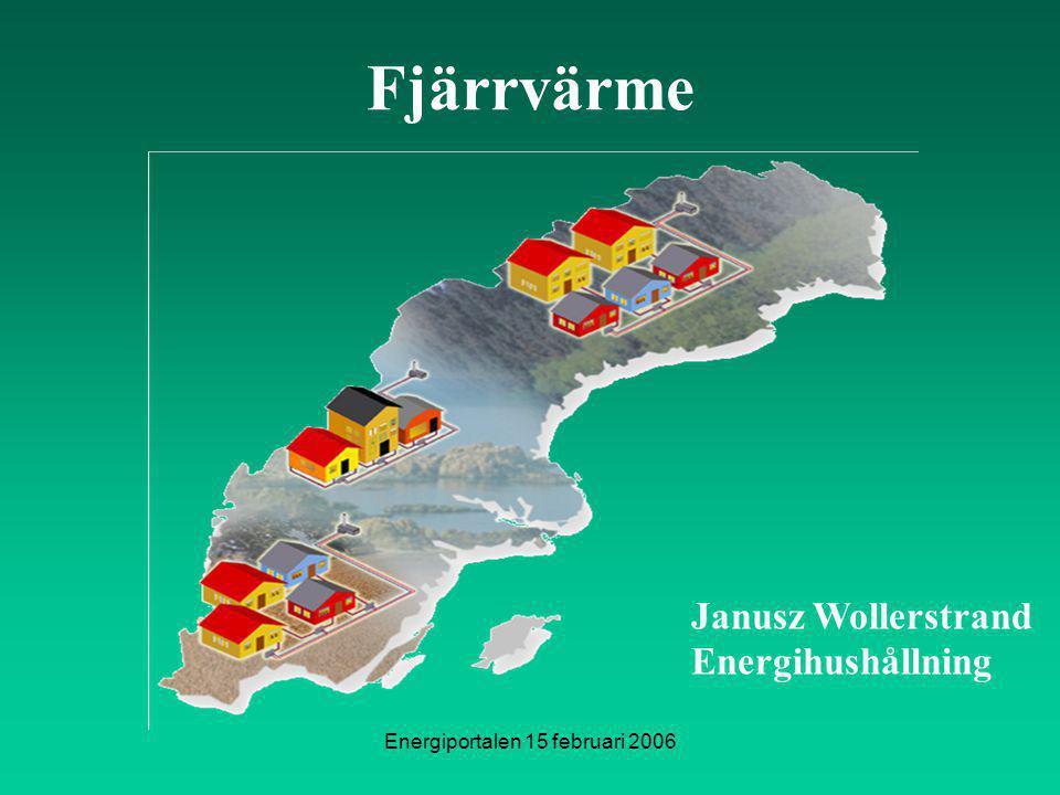 Energiportalen 15 februari 2006