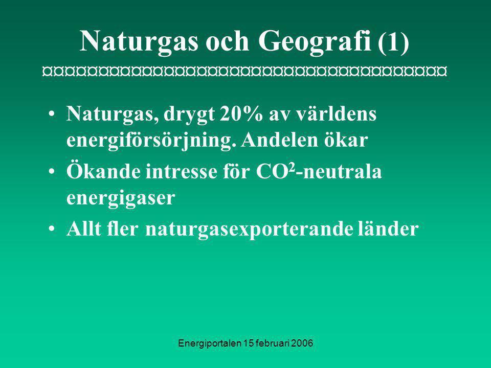 Naturgas och Geografi (1) ¤¤¤¤¤¤¤¤¤¤¤¤¤¤¤¤¤¤¤¤¤¤¤¤¤¤¤¤¤¤¤¤¤¤¤¤¤