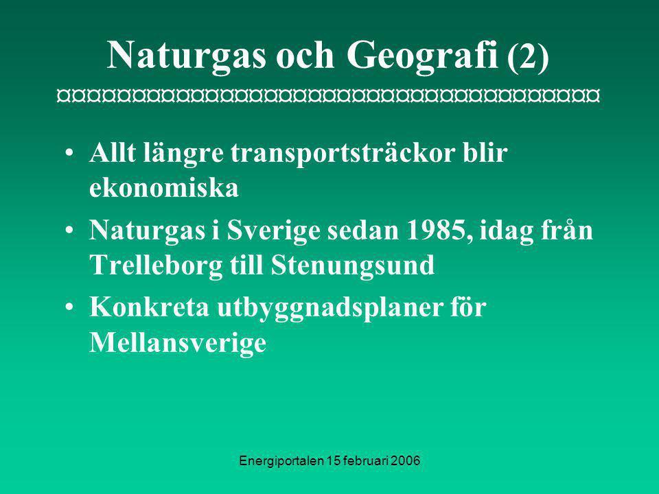 Naturgas och Geografi (2) ¤¤¤¤¤¤¤¤¤¤¤¤¤¤¤¤¤¤¤¤¤¤¤¤¤¤¤¤¤¤¤¤¤¤¤¤¤