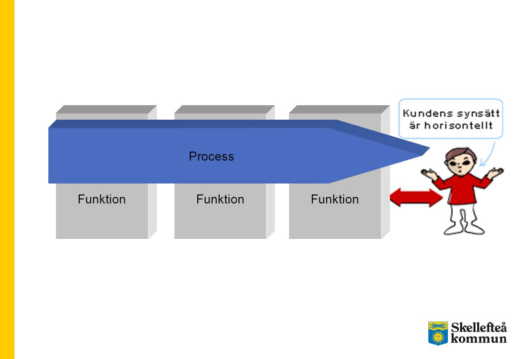 Funktion Funktion Funktion Process Bild som presenteras på WS-nuläge