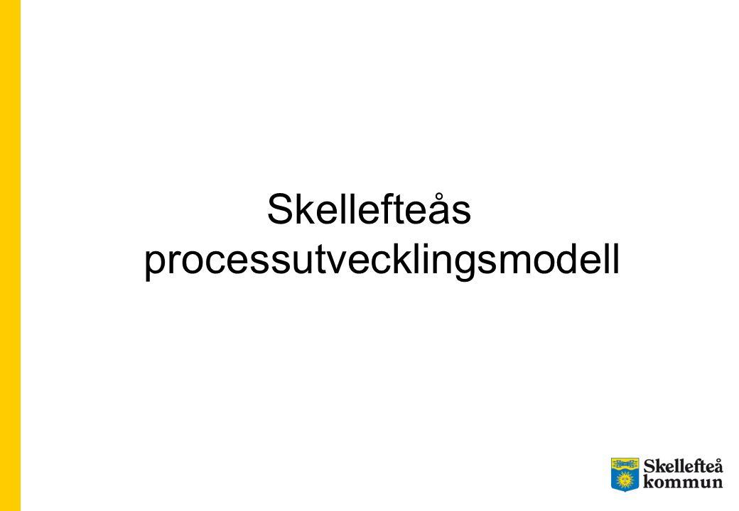 Skellefteås processutvecklingsmodell