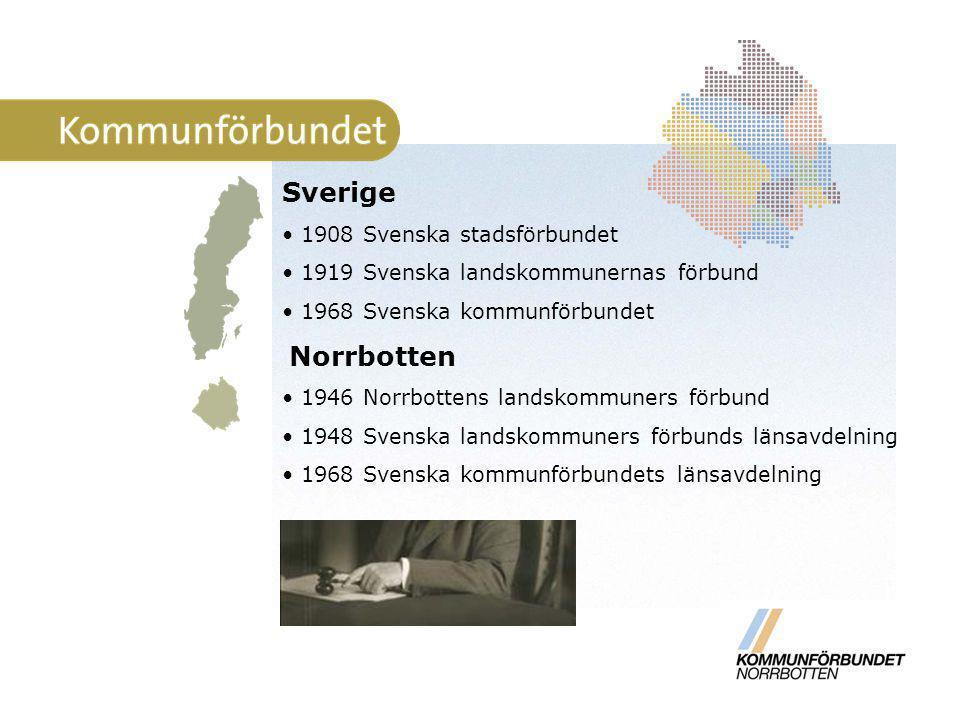 Sverige 1908 Svenska stadsförbundet