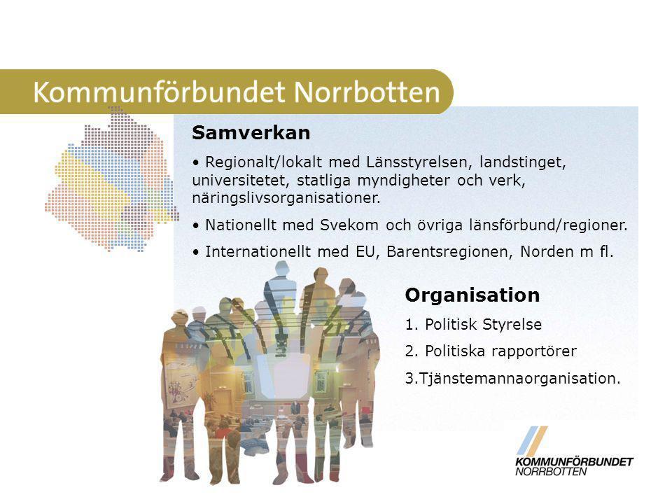 Samverkan Organisation