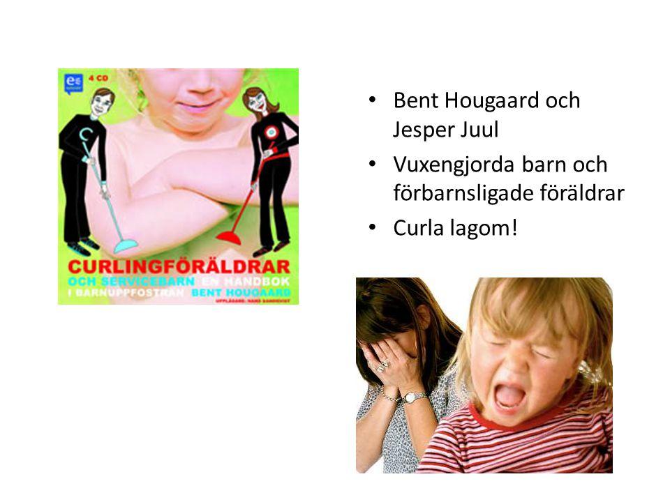Bent Hougaard och Jesper Juul