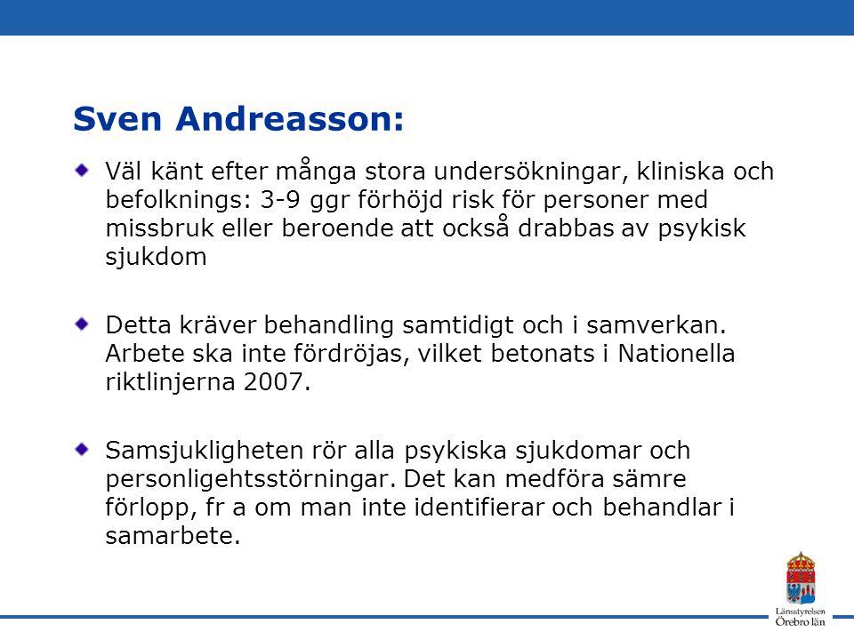 Sven Andreasson: