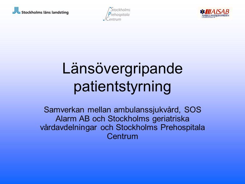 Länsövergripande patientstyrning